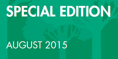Special Addition: August 2015 - click to download